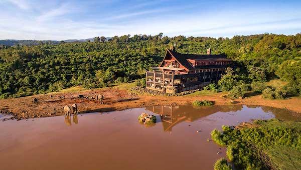 The Ark Kenya - Aberdare National Park - Gate 1 Travel