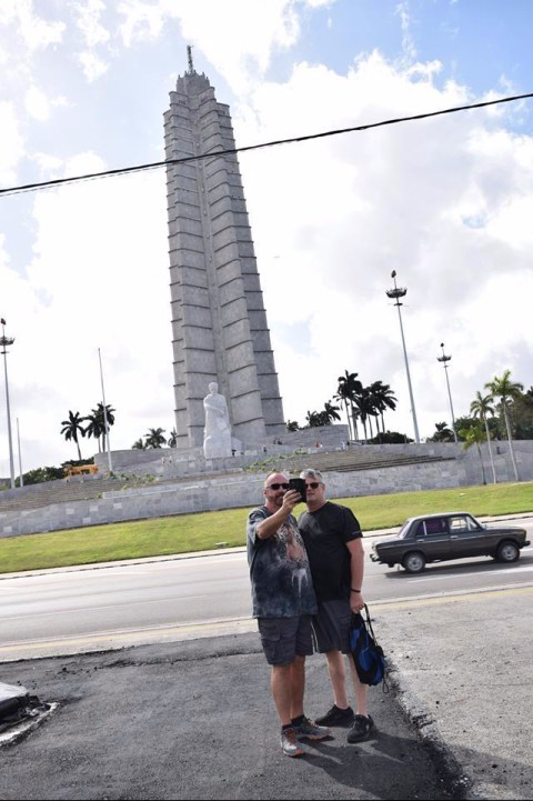 Revolution Square- Cuba Cruise - I LOVE Cuba photo tours