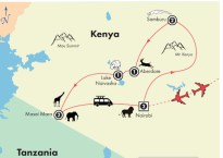 Gate 1 Travel - Discovery Small Groups - 10 Day Kenya Safari Exploration