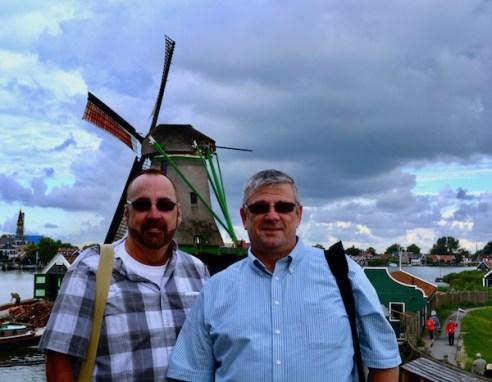 windmills - Netherlands - travel blog - Amsterdam