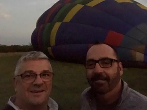 Travel Bloggers- Kenya - hot air balloon - Maasai Mara - Gate 1 Travel