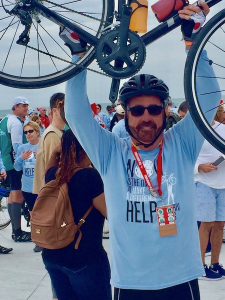 Chuck Hinchliffe - SmartRide - Miami to Key West - Travel Blogger -