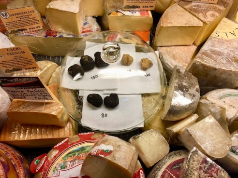 Mazzaro's - St Petersburg Florida- Florida culinary destination - Italian specialty foods- cheese - charcuterie - truffles