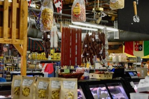 Mazzaro's - St Petersburg Florida- Florida culinary destination - Italian specialty foods- imported Italian meats
