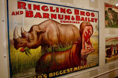 John Ringling- The Ringling – Ca d'Zan – The Ringling Mansion – Sarasota Florida- State Art Museum of Florida - Circus Museum - Ringling Bros and Barnum & Bailey - vintage circus posters