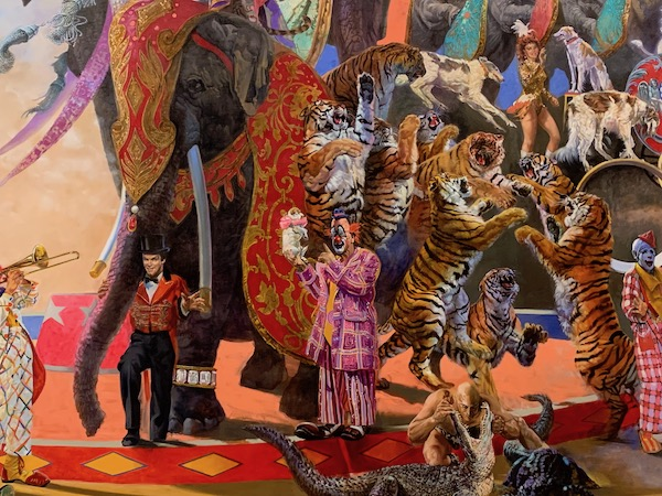 John Ringling- The Ringling – Ca d'Zan – The Ringling Mansion – Sarasota Florida- State Art Museum of Florida - Circus Museum - The Greatest Show On Earth - William Woodward
