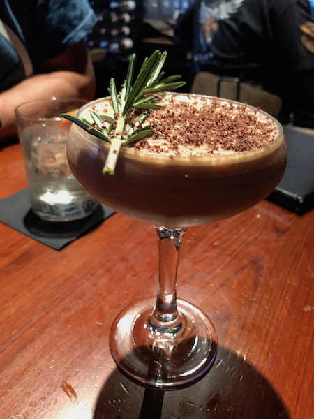 espresso martini - craft cocktails - the doctors office - Holmes Beach - Anna Maria island