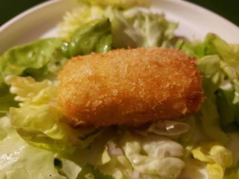 Eatwith - local dining experience - cheese croquettes - eating in Brussels - local food experience in Belgium
