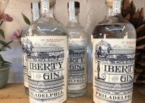 Liberty Gin - W.P. Palmer Distilling Co - craft cocktails - boutique distillery - Philadelphia - Manayunk -
