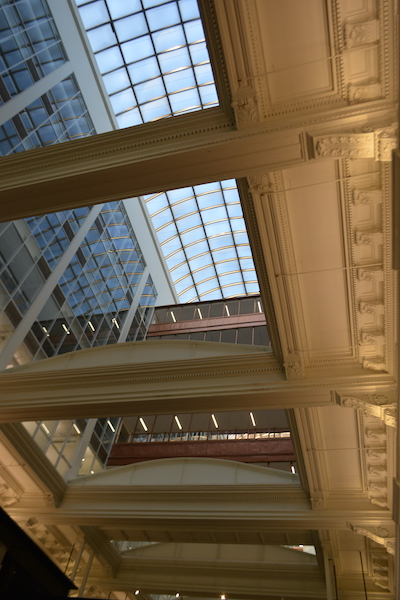 The Bourse - The Bourse Food Hall - Food Hall - Philadelphia architecture - historic Philadelphia buildings