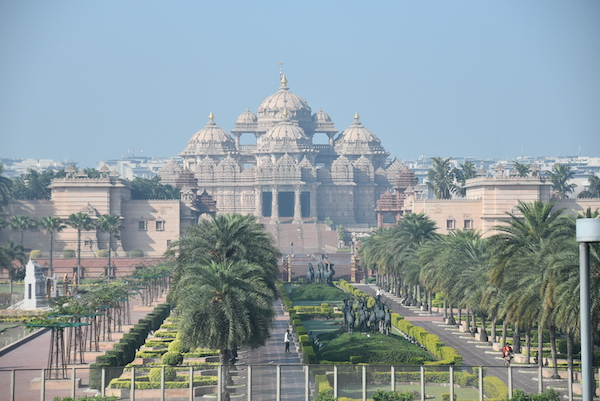 Swaminarayan Akshardham - New Delhi - Hindu temple - India