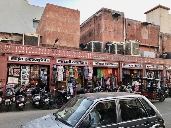 Jaipur - Jaipur Bazaar - shopping in Jaipur - India - India trip - Mark and Chuck's Adventures