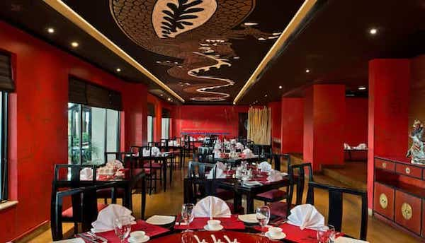 Radisson Jaipur - Jaipur, India - India - Radisson Hotels - India Trip - Gate 1 Travel - China Dragon Restaurant