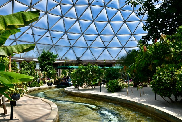 Living with the Land at EPCOT Center Walt Disney World