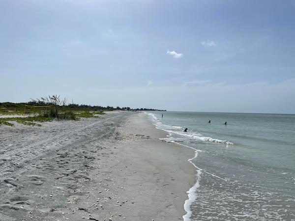 Sanibel Island -Sanibel Island Beaches - Bowman's Beach