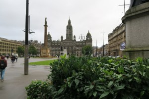 Architecture,George Square, Glasgow, Scotland