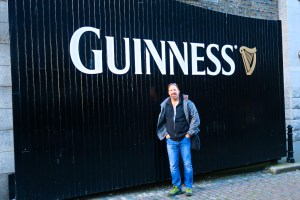 The Guinness Tour, Dublin, Ireland