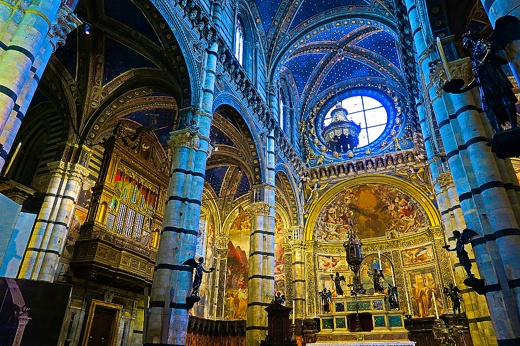 The Cathedral, Duomo of Siena