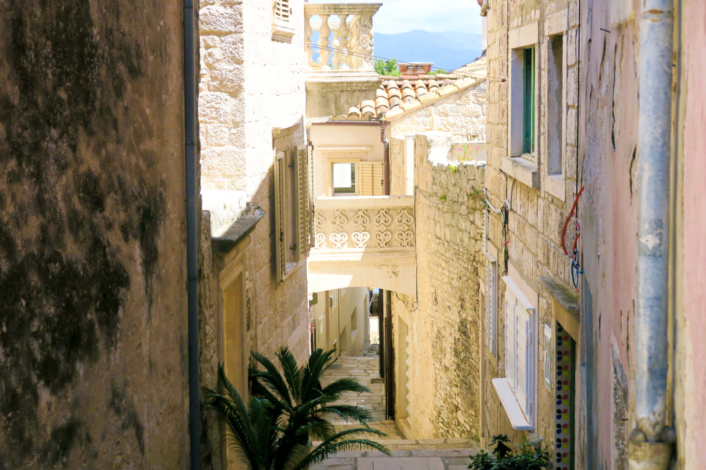 Korcula, Old Town