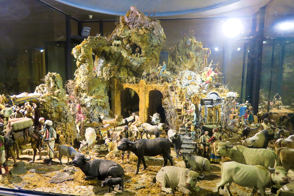 The Grand Presepe's of Caserta