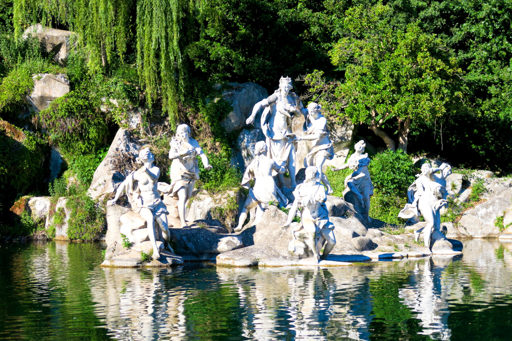 The Water Features of Caserta
