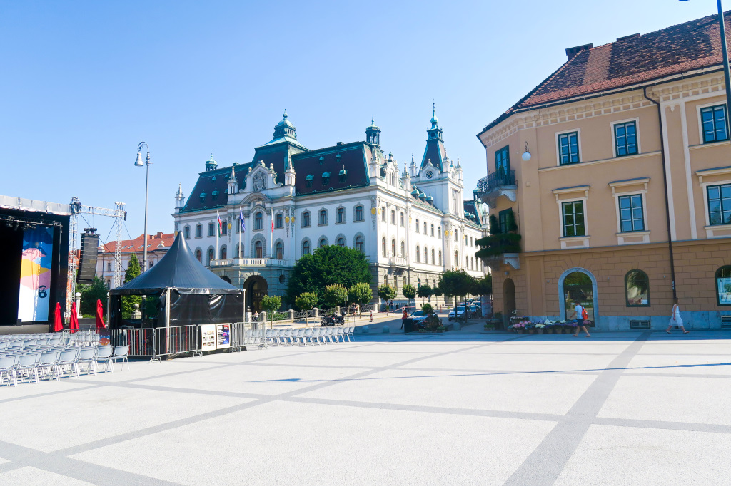 Main Square in the old town
