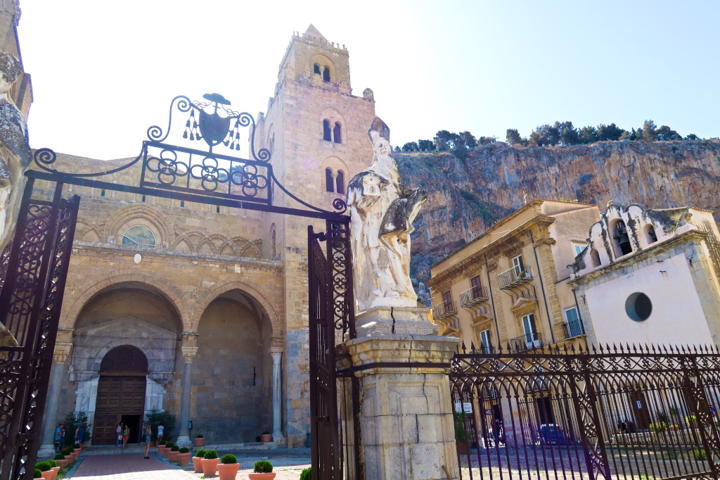 The Norman Cathedral of Cefalu