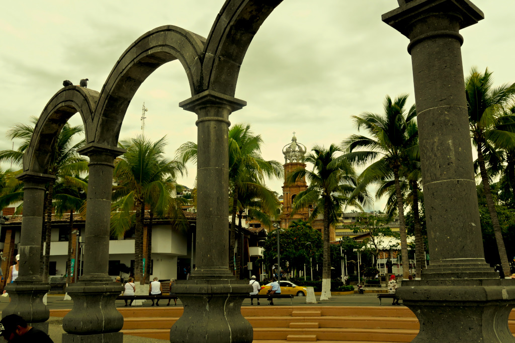 Center Square in Puerto Vallarta