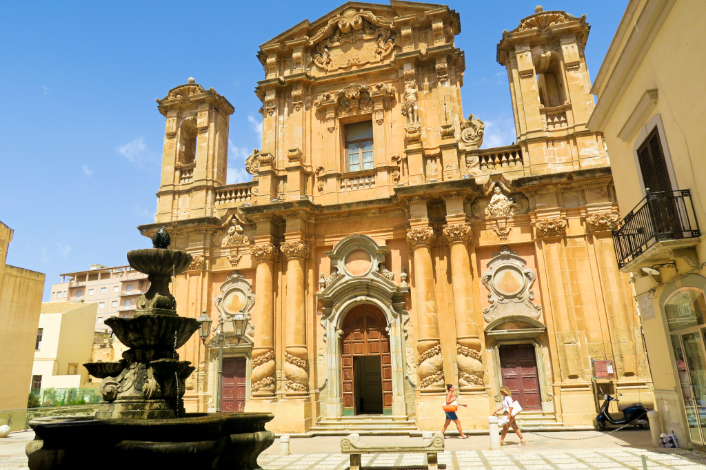 Baroque at its best in Marsala