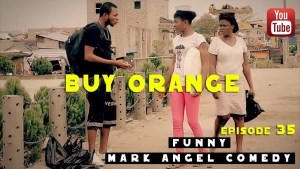 buy orange - mark angel comedy