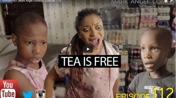 tea is free - mark angel comedy