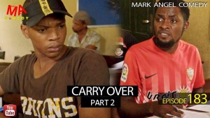 carry over Mark Angel