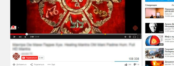 Накрутка видео ютуба