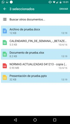 Selección-Archivos