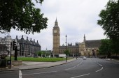 The Palace of Westminster, Parliament Square, London