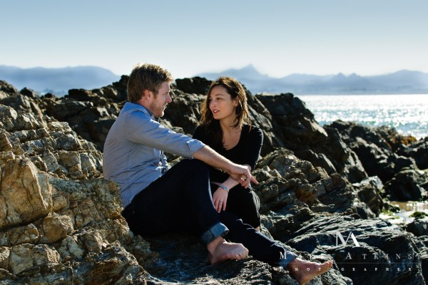 Engagement photography in Byron Bay by Mark Atkins Photography