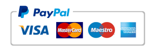 Secure online payments with Paypal