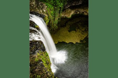 Killen Falls Waterfall