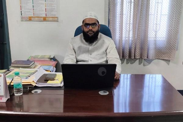 Dr Razi Ahmad (HOD Education)