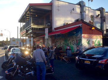 Not just a bikers bar.