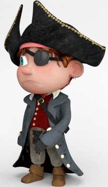 A pirate ...