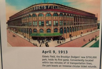 Mets fashioned Citi Field after this beauty.