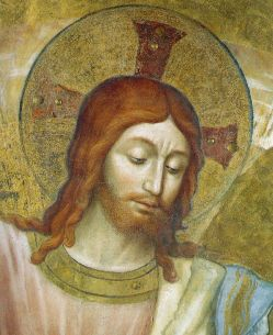 Christ - detail