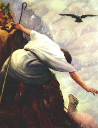 The Rescuing Shepherd