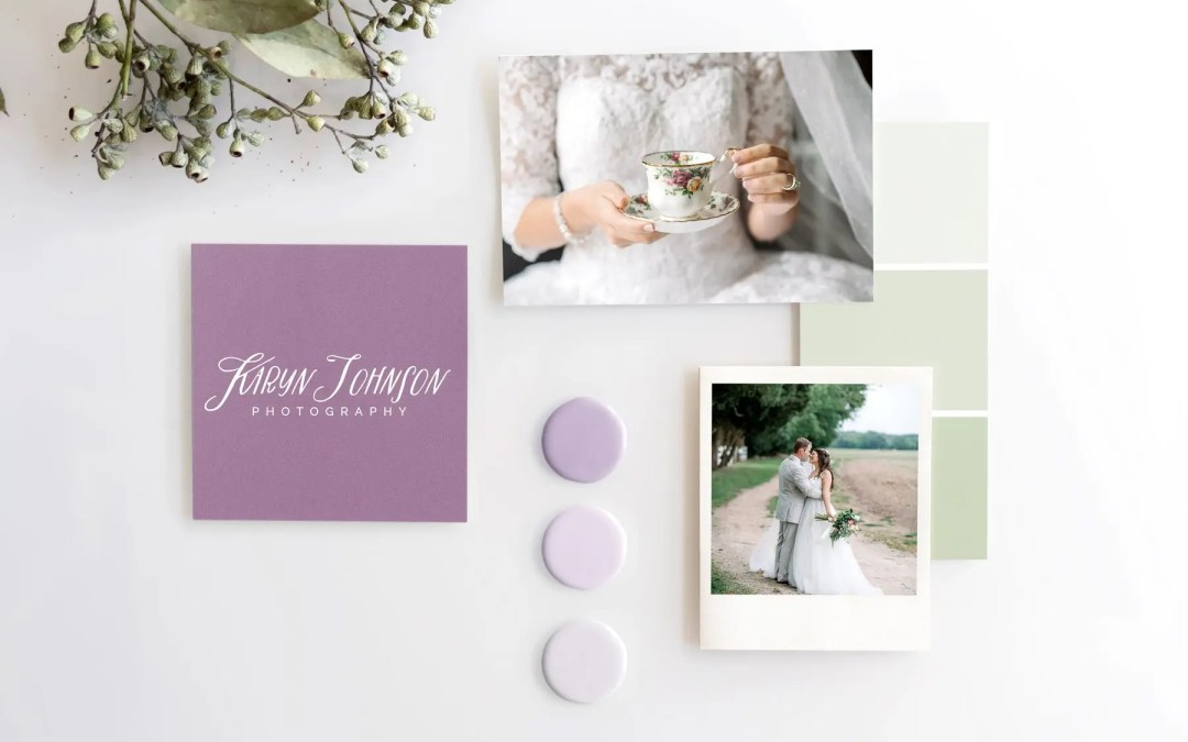 Rebrand: Karyn Johnson Photography