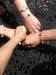 vickie and wrists
