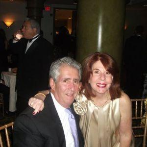 Arlene and her husband Lloyd