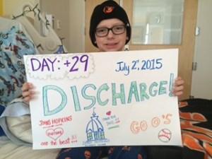 clayton discharge