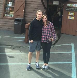 Erin & husband Jon