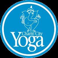 charm city yoga logo